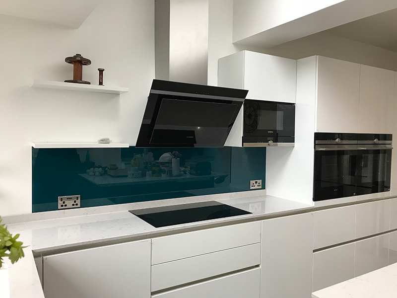 Bespoke Glass Splashback